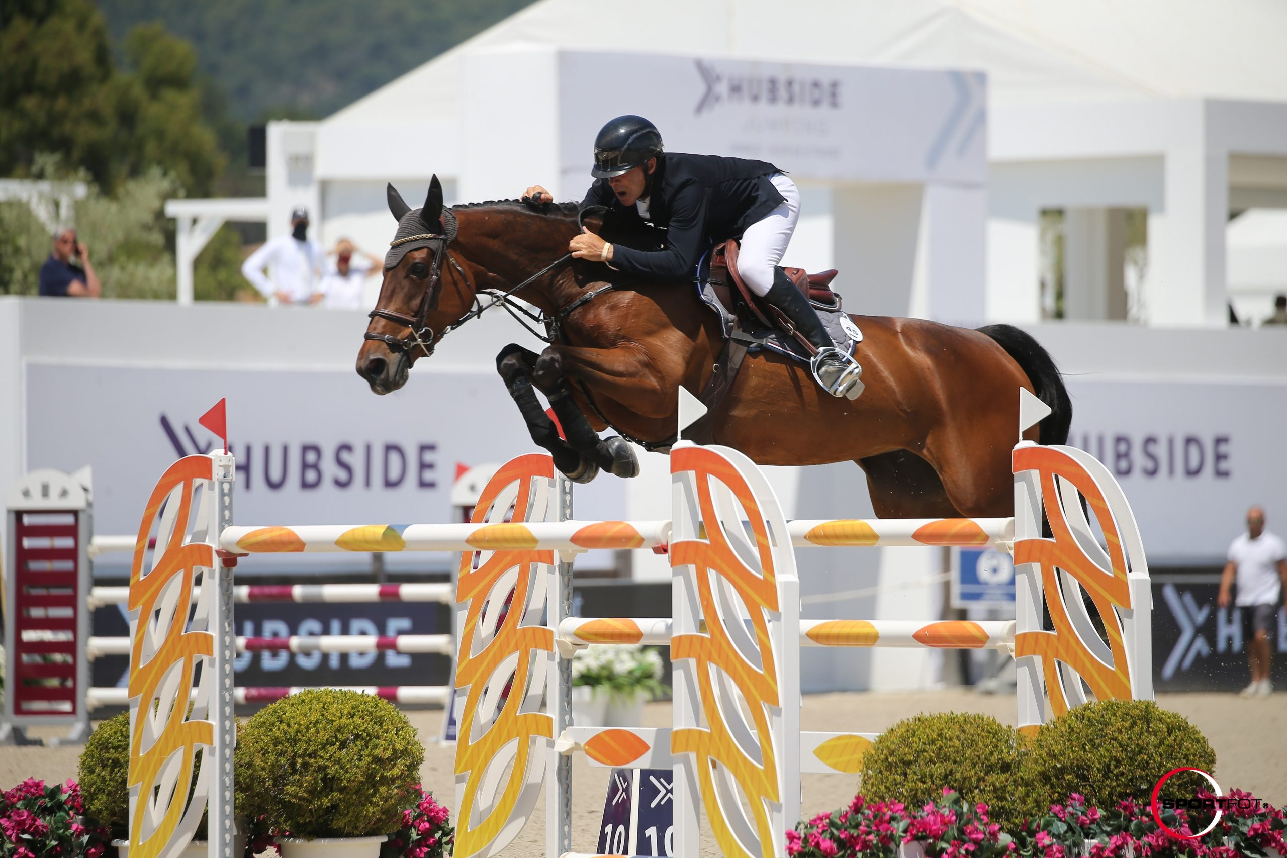 Elize – 8th 1.45m at Grimaud