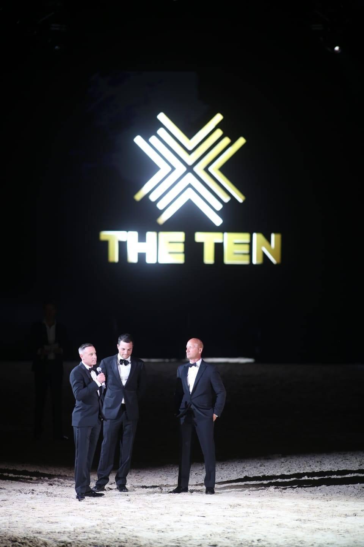 The Ten – 2018 edition : Thank you