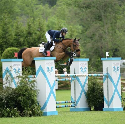 Cachemire 6th place in the $137.000 Empire State GP @Old Salem Farm
