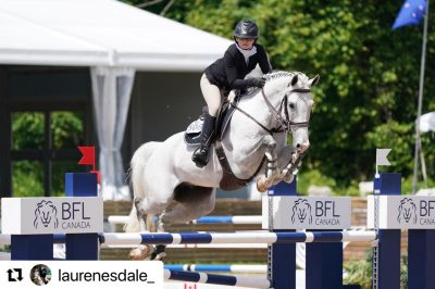 Hilco double clear again at Angelstone Tournament