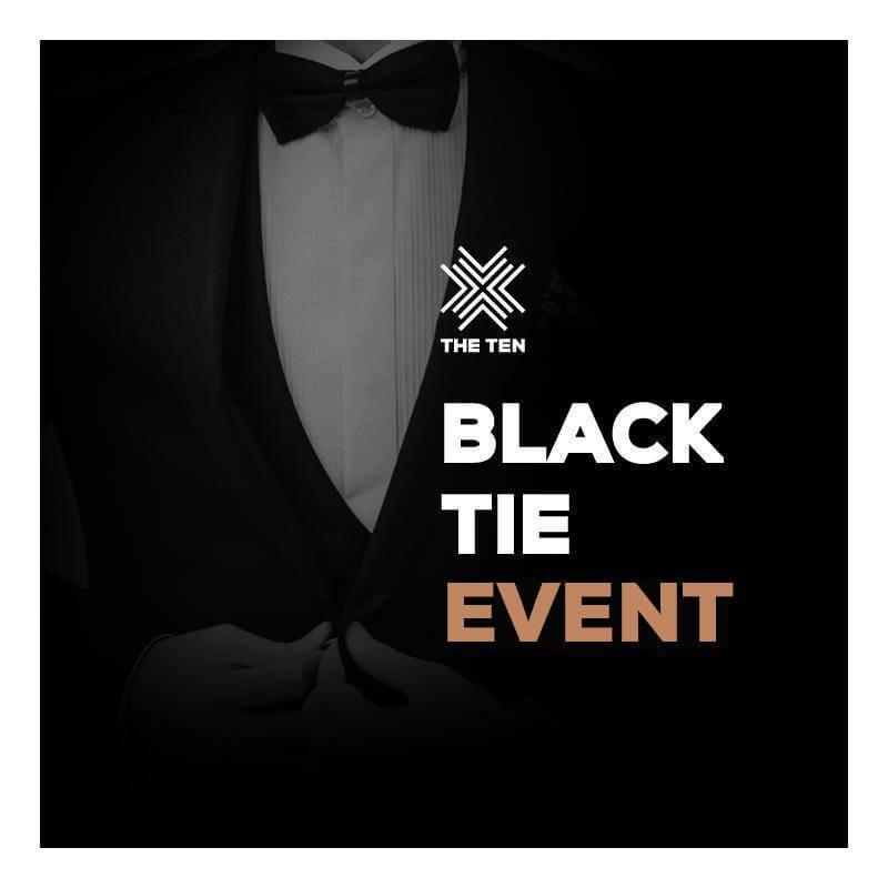 Black Tie evening !