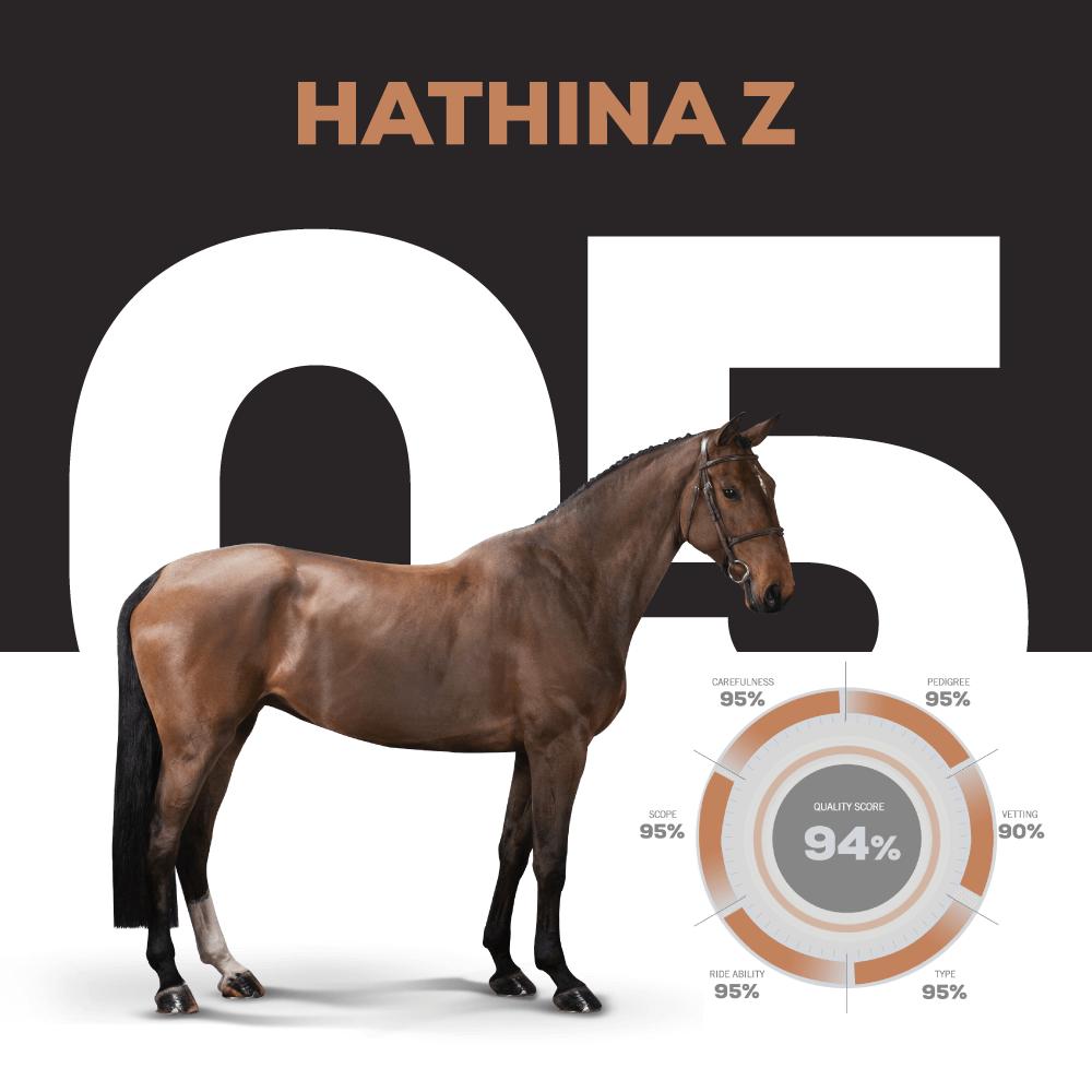 Catalogue Number 5 : HATHINA Z