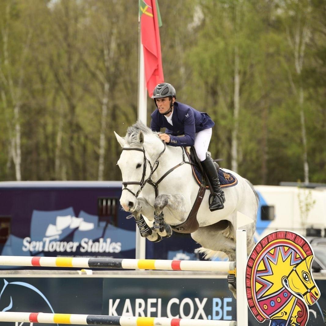 Lady van de Haarterhoeve in good form!