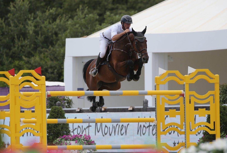 Elize – 4th 1.45m Qualifier Normandie Horse Show