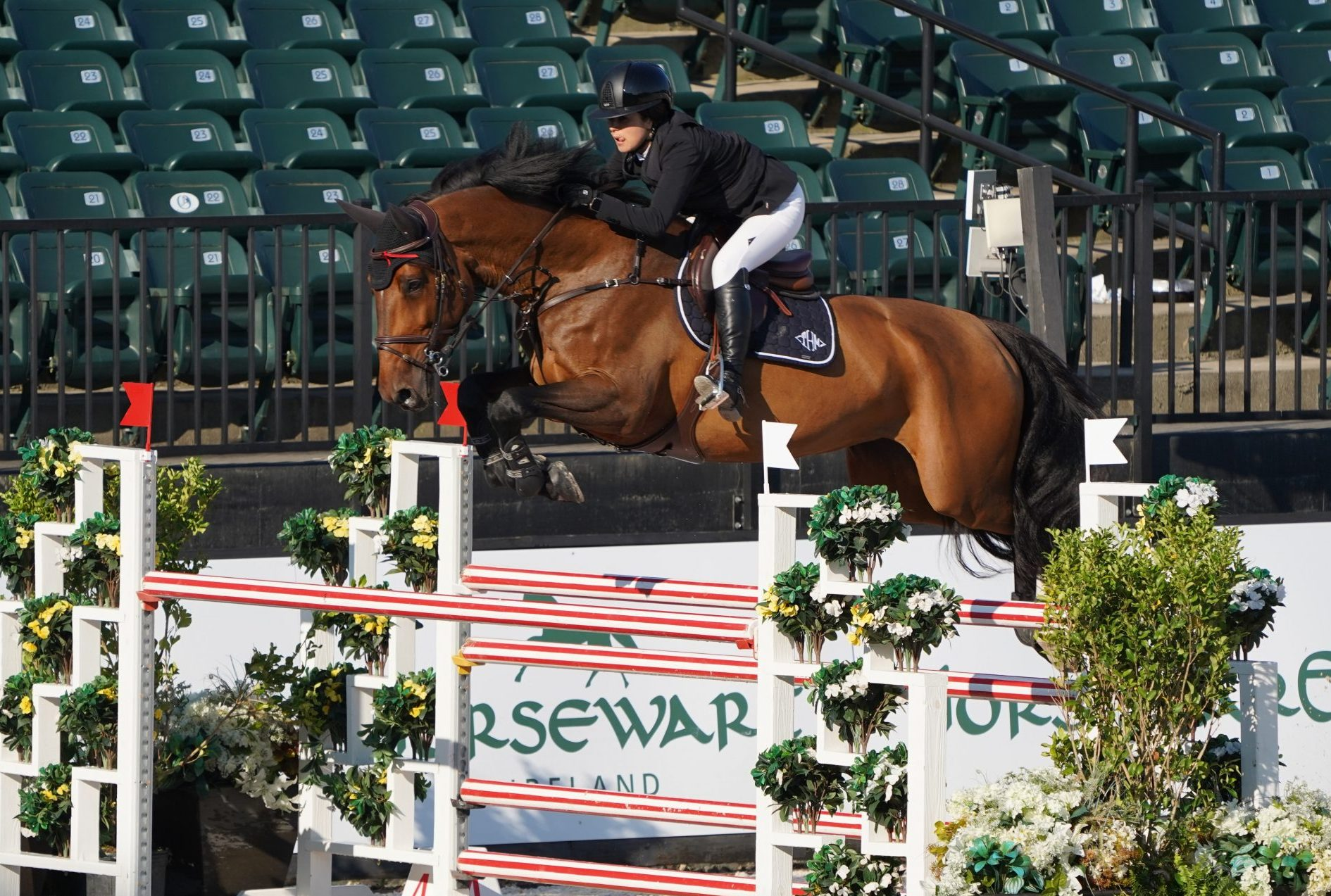 Hathina Z and Taylor Harris during Tryon Summer III